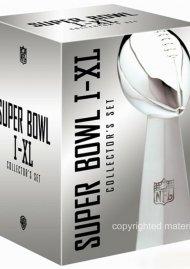 NFL Super Bowl Collection: I - XL Movie