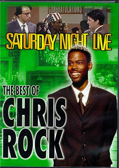 Saturday Night Live: The Best Of Chris Rock Movie