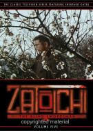 Zatoichi: TV Series Volume 5 Movie