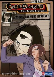 Case Closed: Season 1, Volume 4 - Wrong Answers Resolved Movie