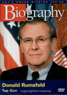 Biography: Donald Rumsfeld - Top Gun Movie