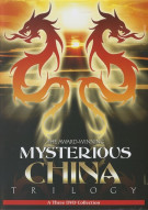 Mysterious China Trilogy: 3 Pack DVD Movie