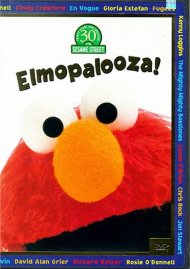 Sesame Street: Elmopalooza Movie