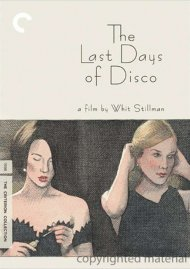 Last Days Of Disco, The: The Criterion Collection Movie