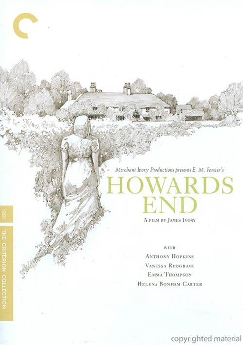 Howards End: The Criterion Collection Movie