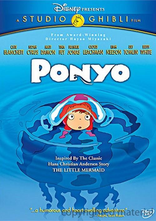 Ponyo Movie