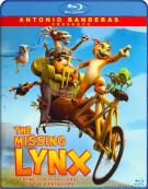 Missing Lynx, The Blu-ray