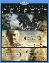 Tempest, The Blu-ray