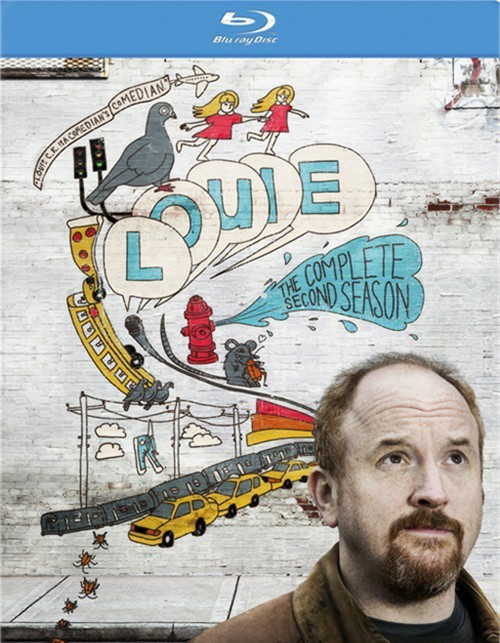 Louie: The Complete Second Season Blu-ray