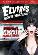 Elviras Movie Macabre: Mega Movie Marathon Movie