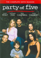 Party Of Five: The Complete Sixth Season Movie