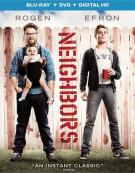 Neighbors (Blu-ray + DVD + UltraViolet) Blu-ray