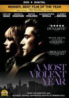 Most Violent Year, A (DVD + UltraViolet) Movie