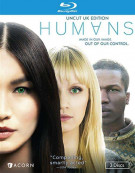 Humans: The Complete First Season Blu-ray