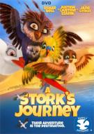 Storks Journey, A Movie