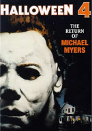 Halloween 4: The Return Of Michael Myers - Limited Edition Tin Movie