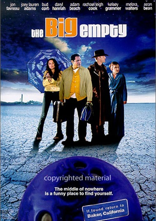 Big Empty, The Movie