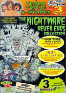 Troma Triple B-Header: The Nightmare Never Ends Collection Movie