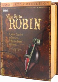 Witch Hunter Robin: The Complete Collection Movie