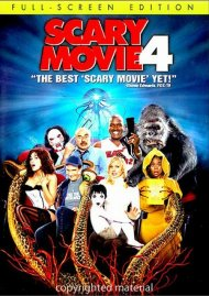 Scary Movie 4 (Fullscreen) Movie