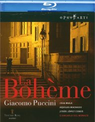 Puccini: La Boheme Blu-ray