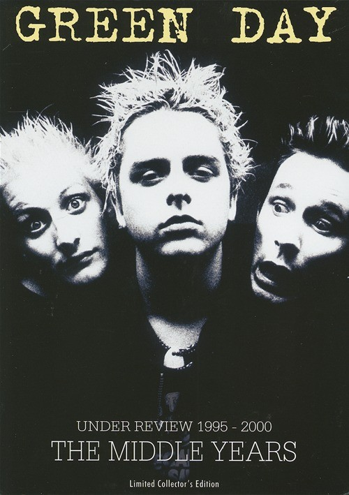 Green Day: Under Review 1995-2000 - The Middle Years Movie