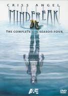 Criss Angel MindFreak: The Complete Season Four Movie
