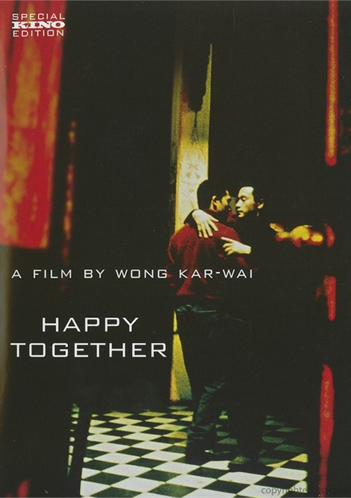 Happy Together: Special Edition Movie