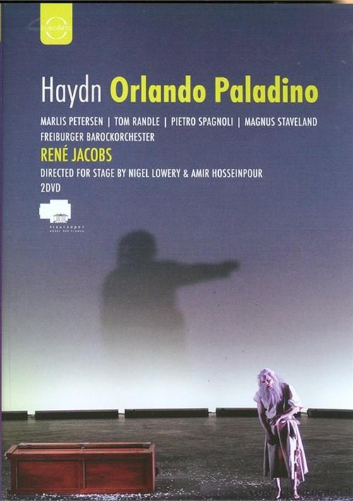 Haydn: Orlando Paladino Movie