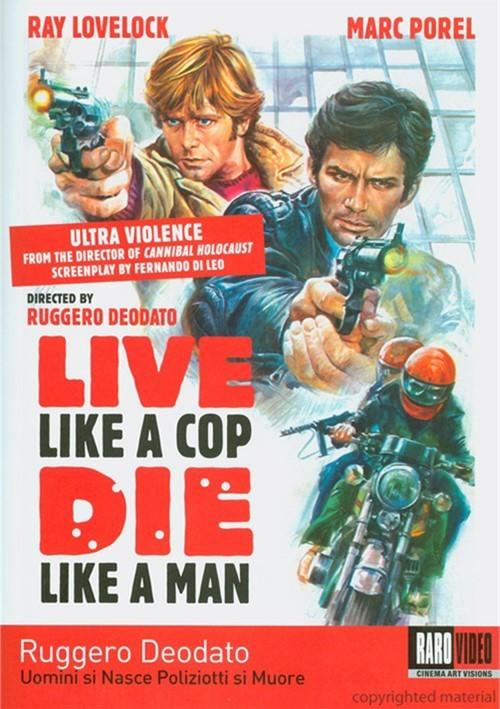 Live Like A Cop Die Like A Man Movie