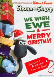 Shaun The Sheep: We Wish Ewe A Merry Christmas Movie