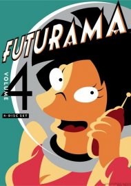 Futurama: Volume 4 (Repackage) Movie