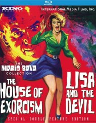 Lisa And The Devil / The House Of Exorcism: Remastered Edition Blu-ray