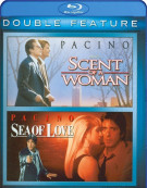Scent Of A Woman / Sea Of Love (Double Feature) Blu-ray
