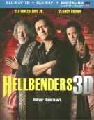 Hellbenders 3D (Blu-ray 3D + Blu-ray + UltraViolet) Blu-ray
