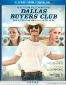 Dallas Buyers Club (Blu-ray + DVD + UltraViolet) Blu-ray
