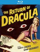 Return Of Dracula, The Blu-ray