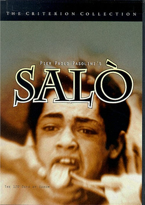 Salò: The Criterion Collection Movie