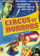 Circus Of Horrors Movie