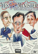 Yes, Minister: The Complete Collection Movie