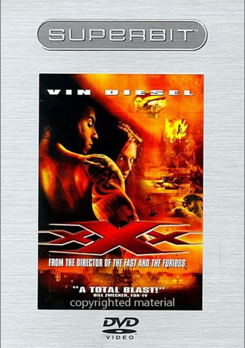 XXX (Superbit) Movie
