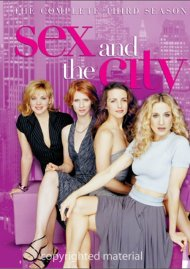 Sex And The City: The Complete Third Season Movie
