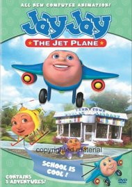 Jay Jay The Jet Plane:  School Is Cool Movie