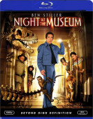 Night At The Museum Blu-ray