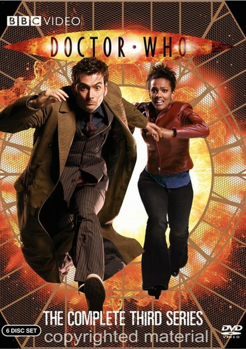 Doctor Who: The Complete Third Series Movie