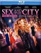 Sex And The City: The Movie - Extended Cut Blu-ray