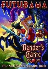 Futurama: Benders Game Movie
