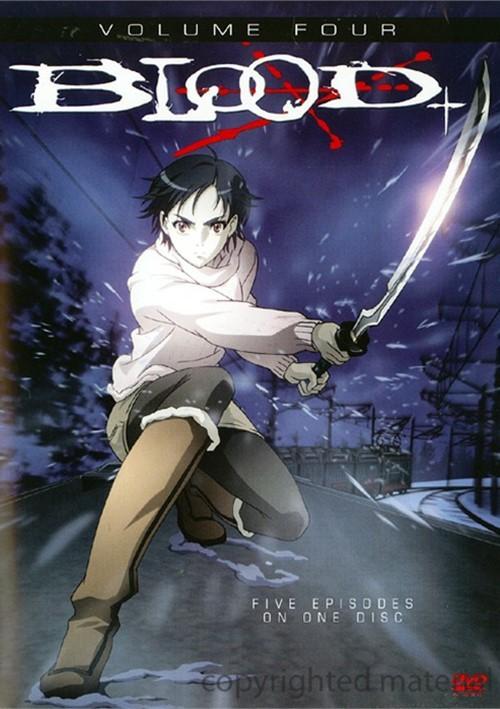 Blood+: Volume Four Movie