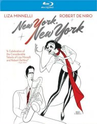 New York, New York Blu-ray