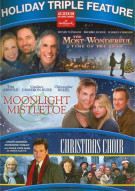 Most Wonderful Time Of The Year, The / Moonlight & Mistletoe / The Christmas Choir (Triple Feature) Movie
